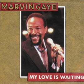 Marvin Gaye - My love is waiting (Engelse uitgave)
