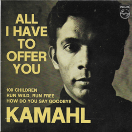 Kamahl - All i have to offer you