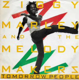 Ziggy Marley and the Melody Makers - Tomorrow people (American edition)
