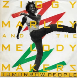 Ziggy Marley and the Melody Makers - Tomorrow people (Amerikaanse uitgave)