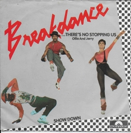 Ollie and Jerry - Breakdance...there's no stopping us