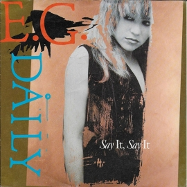 E.G. Daily - Say it say it