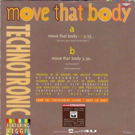 Technotronic feat. Reggie - Move that body