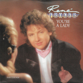 Rene Froger - You're a lady