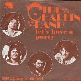 Chaplin Band - Let's have a party