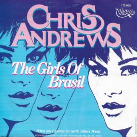 Chris Andrews - The girls of Brasil