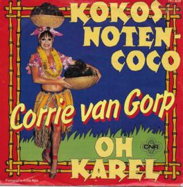 Corrie van Gorp - Kokosnoten-coco