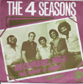 Four Seasons - December, 1963 (oh, what a night)