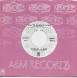 Procol Harum - A whiter shade of pale / Conquistador (American edition)