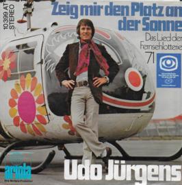 Udo Jürgens - Zeig mir den platz an der sonne