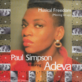 Paul Simpson feat. Adeva - Musical freedom (moving on up)