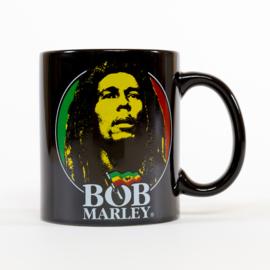 Bob Marley Face Mug