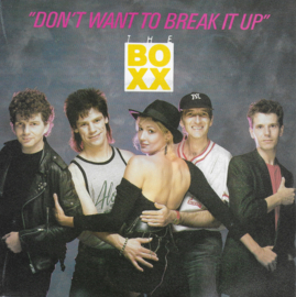 Boxx - Don't want to break it up