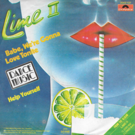 Lime - Babe, we're gonna love tonite (Belgium edition)
