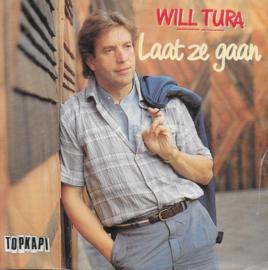 Will Tura - Laat ze gaan