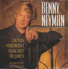 Benny Neyman - De pijn verdwijnt vaak met de jaren