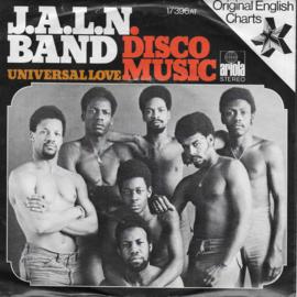 J.A.L.N. Band - Disco music-I like it