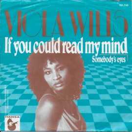 Viola Wills - If you could read my mind (German edition)
