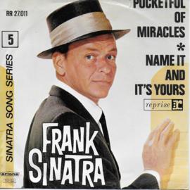 Frank Sinatra - Pocketful of miracles