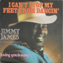 Jimmy James & The Vagabonds - I can't stop my feet from dancin'