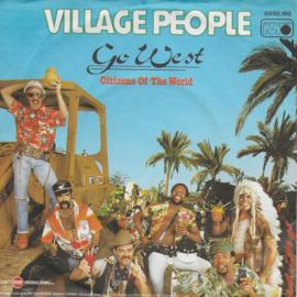 Village People - Go west (German edition)