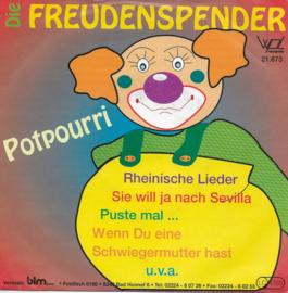 Die Freudenspender - Im marschtempo mit Günter Ellemann