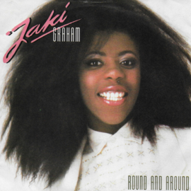 Jaki Graham - Round and round (Engelse uitgave)
