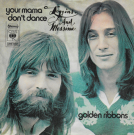 Kenny Loggins & Jim Messina - Your mama don't dance