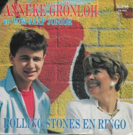 Anneke Grönloh en Wim-Jaap Junior - Rolling Stones en Ringo