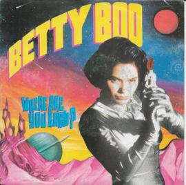 Betty Boo - Where are you baby?