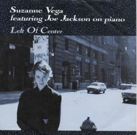 Suzanne Vega feat. Joe Jackson on piano - Left of center