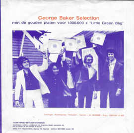 George Baker Selection - Over and over