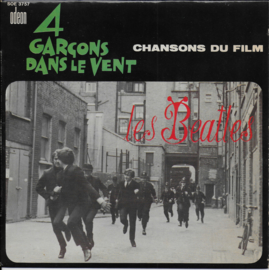 "Beatles - I should have known better (Chansons du film ""4 garçons dans le vent"")"