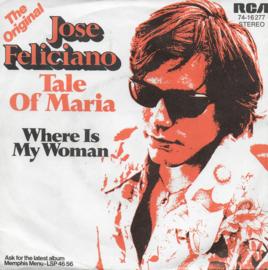 José Feliciano - Tale of Maria