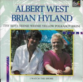Albert West & Brian Hyland - Itsy bitsy teenie weenie yellow polkadot bikini