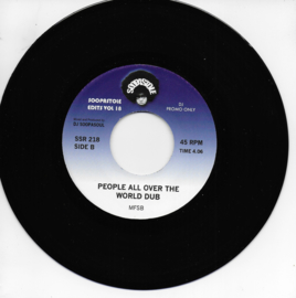 Beastie Boys vs MFSB - Check it out people / MFSB - People all over the world (dub)