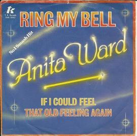Anita Ward - Ring my bell (alternative cover)