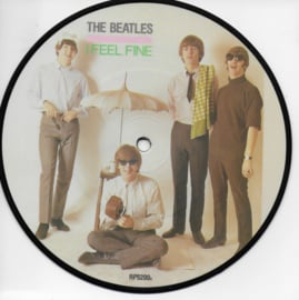 Beatles - I feel fine (Picture disc)