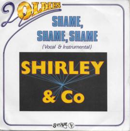 Shirley & Company - Shame, shame, shame (Franse uitgave)