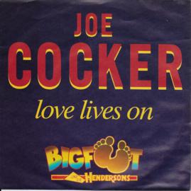 Joe Cocker - Love lives on