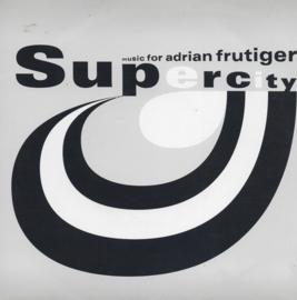 Supercity - Les fonts