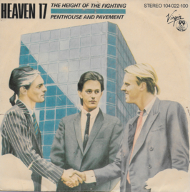 Heaven 17 - The height of the fighting (Europese uitgave)