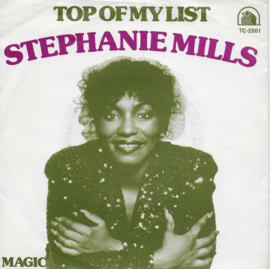 Stephanie Mills - Top of my list