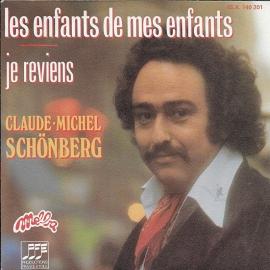Claude-Michel Schonberg - Les enfants de mes enfants