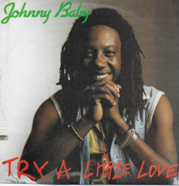 Johnny Baby - Try a little love
