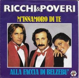 Ricchi & Poveri - M'innamoro di te