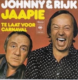 Johnny & Rijk - Jaapie