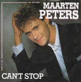 Maarten Peters - Can't stop