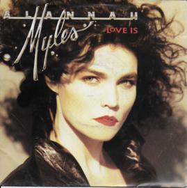 Alannah Myles - Love is