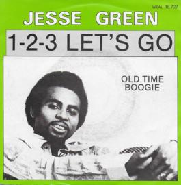 Jesse Green - 1,2,3 let's go